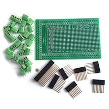 WINGONEER Prototype Screw / Terminal Block Shield Board Kit For Arduino ... - $33.00