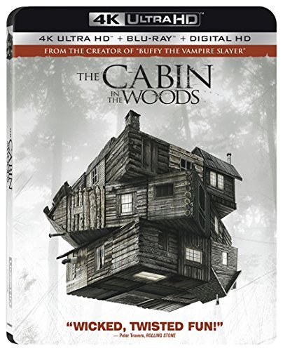The Cabin in the Woods (4K Ultra HD + Blu-ray) (2017)