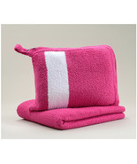 Kashwere Travel Throw Blanket - Magenta Pink - $78.00