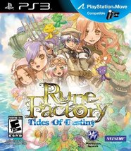 Rune Factory: Tides of Destiny - Playstation 3 [video game] - $67.73