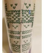 STARBUCKS COFFEE  Holiday Snowflakes R/W 2009 Insulated TUMBLER 12oz  Tr... - $12.86