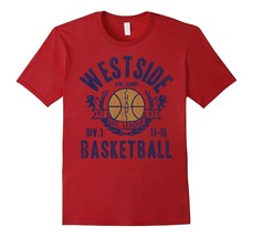 New Tee - Basketball Westside Rec League Champs Graphic T-Tee Men - $19.95+