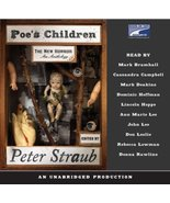 Poe's Children, the new complete & unabridged Horror: An Anthology, Narr... - $8.76