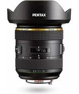 HD PENTAX-DA11-18mmF2.8ED DC AW Large-diameter ultra-Wide angle Zoom len... - $1,820.20