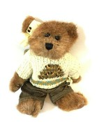 "Boyds Bears ""Edmund T. Bear"" - 8"" Plush Bear - #9175-09~ New~1998~ Retired - $24.99"