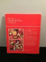 Vintage 1972 Betty Crocker's Dinner for Two Cookbook- hardcover image 2