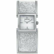 Brand New Swarovski 5027134 Crystalline Bangle Stainless Steel Women's Watch - $262.34