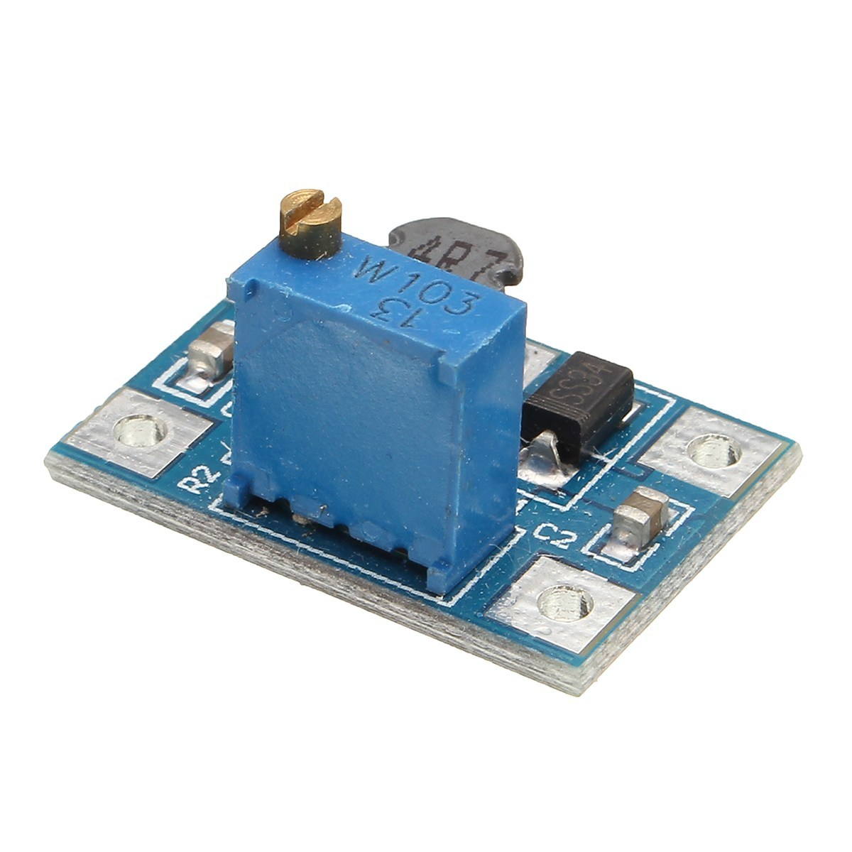 2016 Hot 1pc Boost Converter Step Up Module Power Supply 600w Dc 150w 10 32v To 12 35v Bb 51 182191067460 10x Sx1308 2a Adjustable