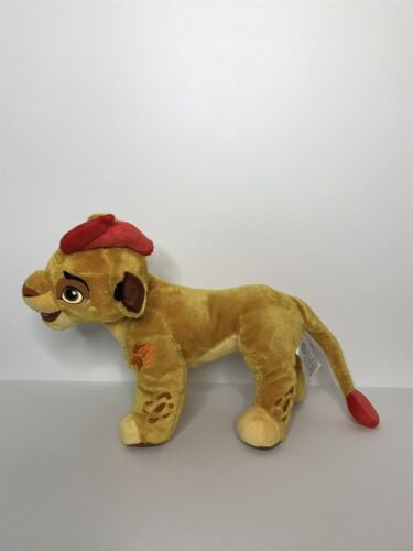 "Disney Store Lion Guard Kion 13"" Plush Stuffed Animal"