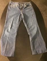 Calvin Klein Jeans Size 6 Womens Flare Bin #9 - $20.57