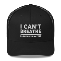 I Can't Breathe Hat / I Can't Breathe Trucker Cap image 1