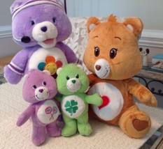 Care Bears Fit 'N Fun Care Bear - Harmony Bear, 2004, EXCELLENT Plus Free Extras - $23.76