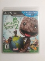 Little Big Planet 2 (Sony Playstation 3 PS3) with Case & Manual - $11.09