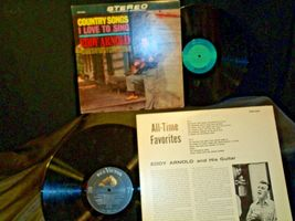 RCA Eddy Arnold – All-Time Favorites AA-192008 Collectible image 4