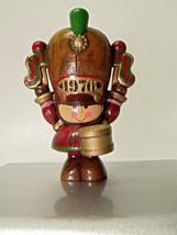 "1976 Hallmark QX1841 ""Drummer Boy "" Ornament - $35.00"