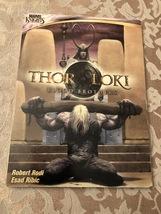 THOR LOKI BLOOD BROTHERS Marvel Knights Dvd  - $5.00