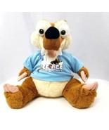 "Ice Age Scrat Squirrel 12"" Build A Bear Workshop Stuffed Continental Dri... - $13.09"