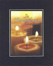 In Remembrance . . . 8 x 10 Inches Biblical/Religious Verses set in Doub... - $11.14