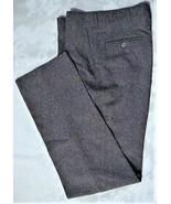 Work Pants Slacks Uniform Gray 2 Side Pockets 1 Back Pocket NWOT - $21.95