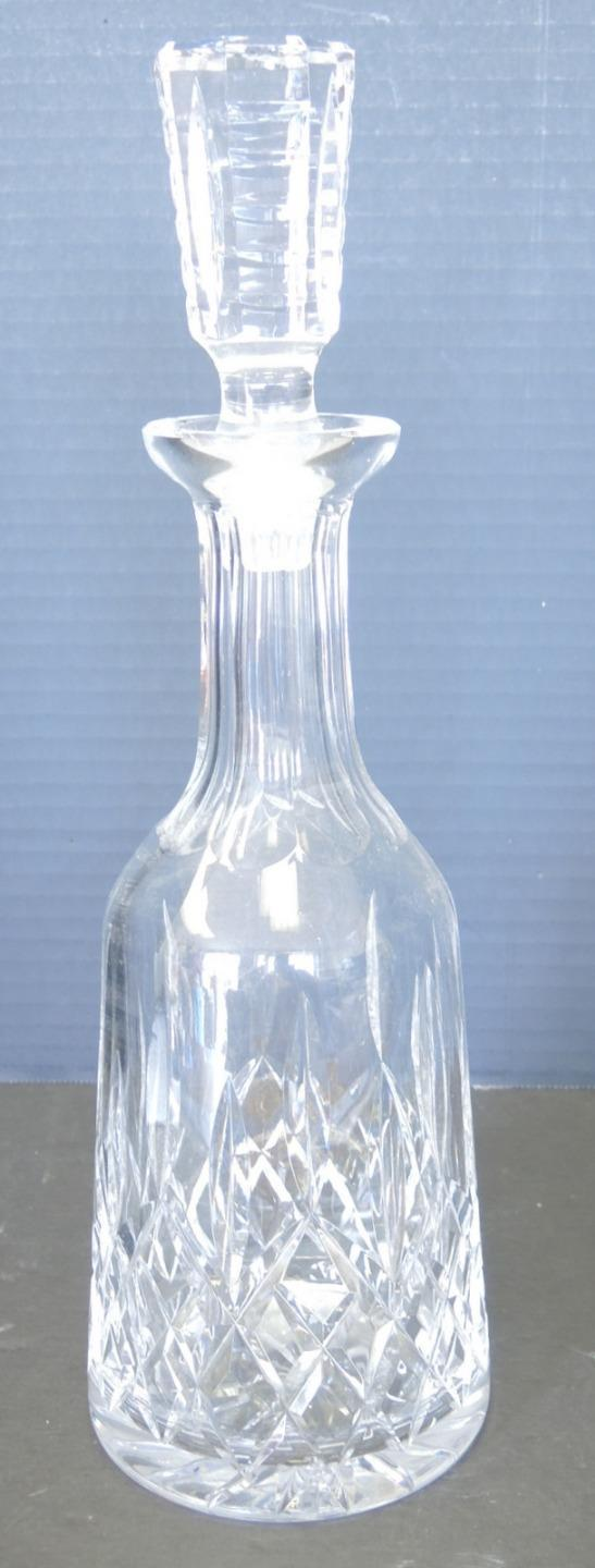 Primary image for Waterford Crystal Wine Decanter - Lismore Pattern