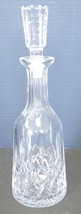 Waterford Crystal Wine Decanter - Lismore Pattern - $71.24