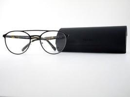 Prada Journal VPR60T DHO-101 Optical Frame Havana Dark Aviator Eyeglasses - $93.46