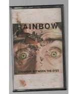 Rainbow - Straight Between the Eyes - Cassette - Mercury  MCR4-1-4041 St... - $4.41