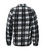 Men's Casual Flannel Button Up Plaid Fleece Warm Sherpa Lined Lightweight Jacket image 13