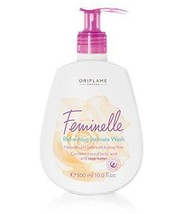 Oriflame Feminelle Refreshing Intimate wash Rose water (free shipping wo... - $29.69