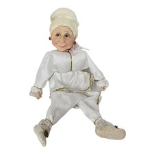 JKC Jacqueline Kent Collection Fairy Godmother Angel figurine doll wand ... - $74.25