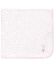 Little Me Baby Girls Prima Ballerina Blanket, One size - $15.83