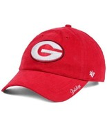 Georgia Bulldogs NCAA 47 Brand Shine On Adjustable Hat - $17.77