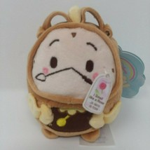 Disney Store Cogsworth Beauty And The Beast UFUFY Plush Soft Toy Collect... - $6.76
