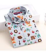 Dioufond Plus Size Shirt Women Cotton Blouse Fashion Long Sleeve Ladies ... - $29.90