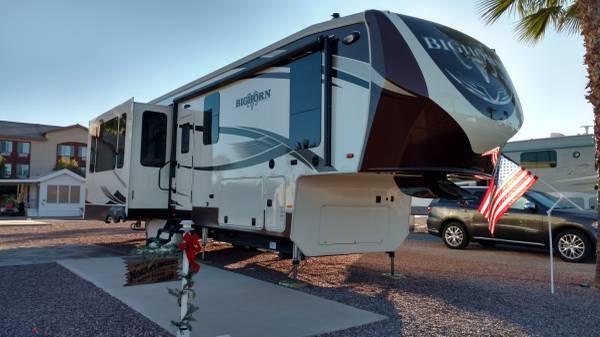 2017 Heartland Big Horn 3575EL Fifth Wheel FOR SALE IN Smithville, MO 64089