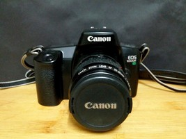 CANON EOS 1000F + Canon zoom lens EF 35-80mm 1:4-5.6 I - $68.31
