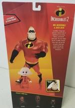 Disney Pixar Incredibles 2 ~ Baby Jack Jack & Mr. Incredible Doll 2 Pack ! Nib - $29.64