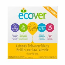 Ecover Natural Automatic Dishwashing Tablets 25 count - $13.40