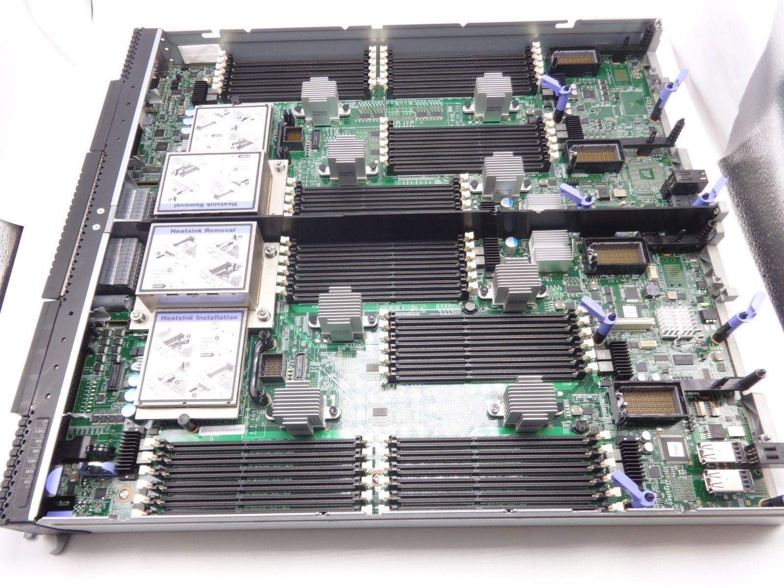 DDR3 PC3-8500R 4Rx4 Server Memory RAM for IBM X3650 M4 Type 7915 4x16GB 64GB