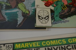 Iron Man 158 160 161 162 163 164 165 Marvel 1982 Comic Books VF+/NM- - $38.52