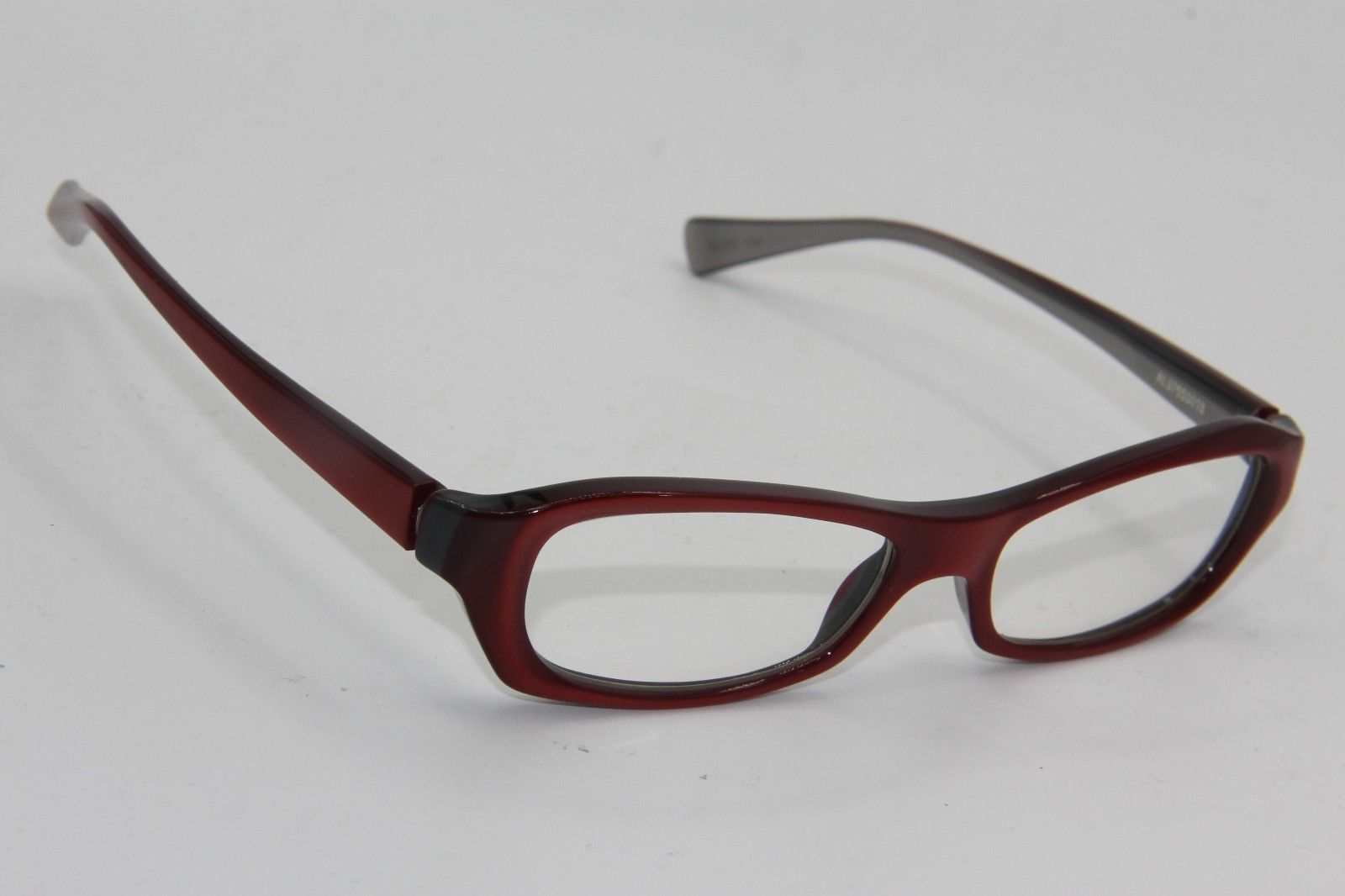 New Alain Mikli Al 0755 0018 Red Eyeglasses and 50 similar items eb8dfc4040c6