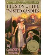 The Sign of the Twisted Candles (Nancy Drew, Book 9) [Nov 01, 1996] Keen... - $10.44