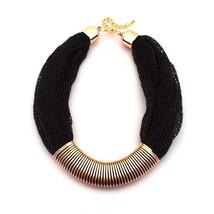MANILAI Hot Sale Design Fashion Women Charm Choker Necklace Chunky Colla... - $8.19