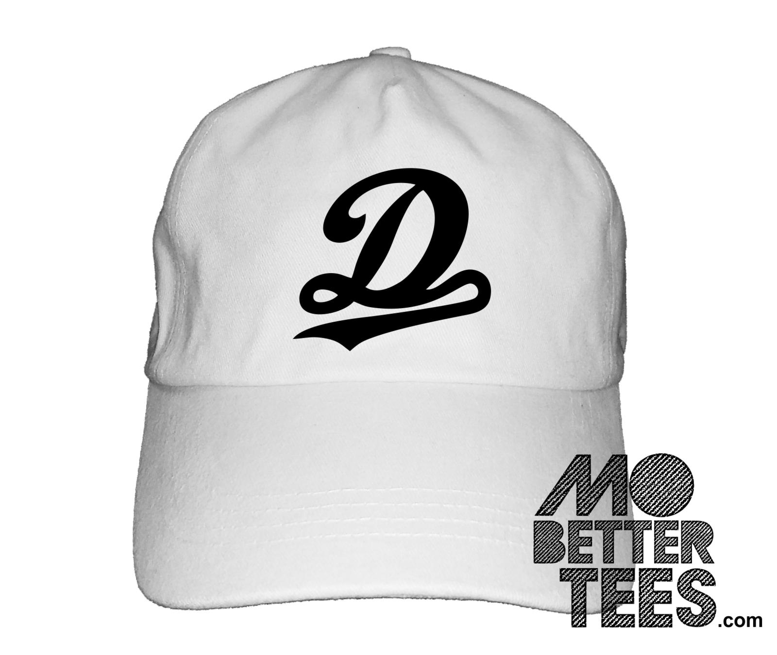 199954e3b775a D Dreamville Dad Hat (remake) J Cole baseball cap Custom Printed