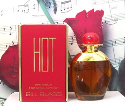 Bill Blass Hot Cologne Spray 3.4 FL. OZ. NWB - $79.99
