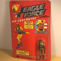 1981 MEGO EAGLE FORCE ACTION FIGURE MOC DIE CAST SOLDIER BIG BRO COMBAT ... - $92.81