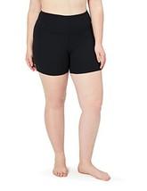 Core 10 Women's Yoga High Waist Short (XS-XL, Plus (2X (18W-20W)|1X-3X|B... - $36.04
