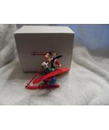 Disney Grolier Goofy Christmas Ornament w/Box   - $13.00