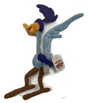 "1994 Road Runner Plush Toy Applause VTG Looney Tunes Stuffed 16"" - $39.27"