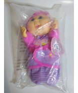 Cabbage Patch Kids Newborn Baby Doll Girl with Swaddle Blanket - $24.75
